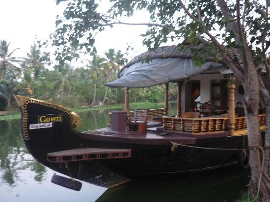 Gowri Residence: le bateau