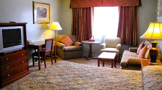 August Jack Motor Inn: Beautiful room with king size bed