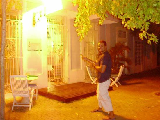 Hotel Portes 9: Entrada del Coco Boutique