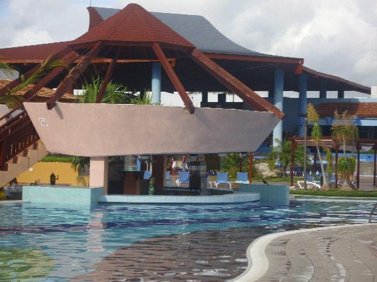 Iberostar Mojito: bar dans la piscine fabuleux
