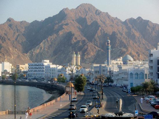 Best Hotels In Muscat