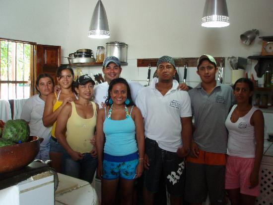 Posada Movida: Staff