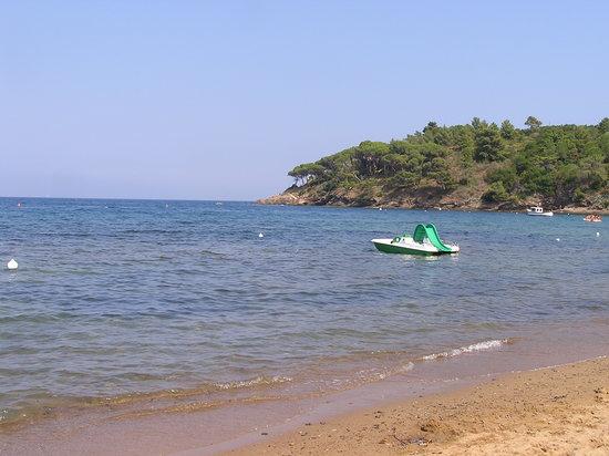 Capoliveri, Italia: la spiaggia