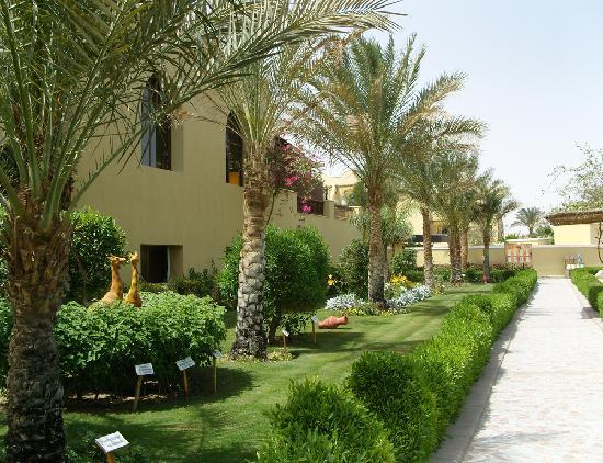 Sol Y Mar Makadi Sun: nice gardens