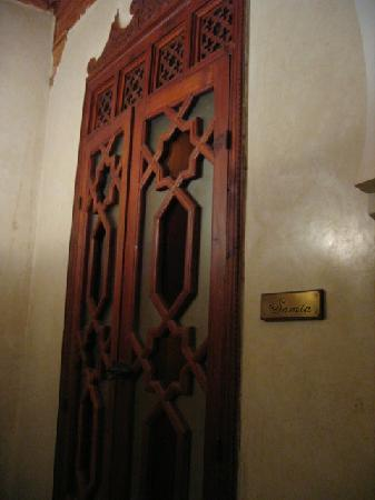 Riad Dar Zaya: Our room
