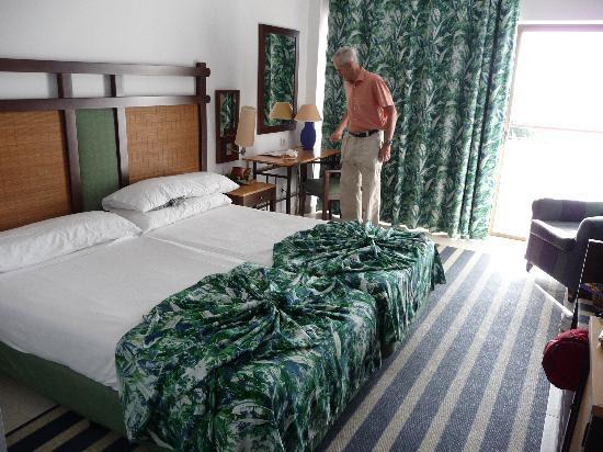 Hotel Costa Calero: bedroom