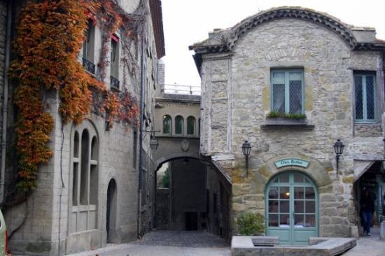 Toulouse, France: cité médiévale de Carcassonne