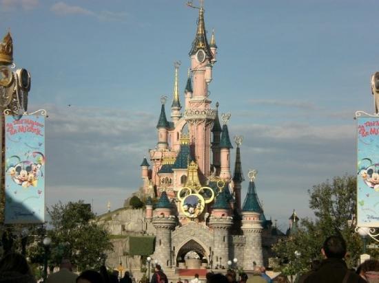 Disneyland Park: Le chateau