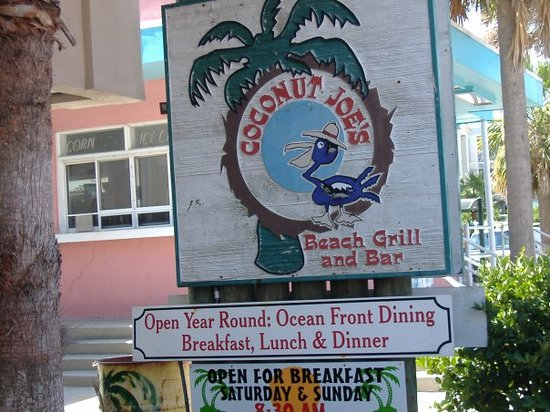 Coconut Joe S Beach Grill Photo