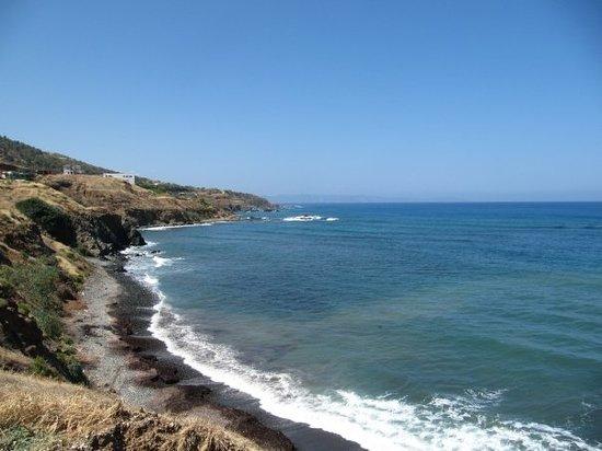 Polis, Cyprus: op weg naar cedar valley