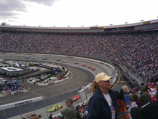 The top 10 things to do near appalachian caverns tours for Bristol motor speedway tours