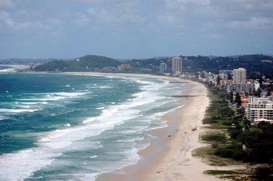 Surfers Paradise, Australie : WoW...