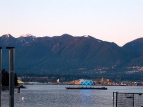 Bilde fra Vancouver Lookout