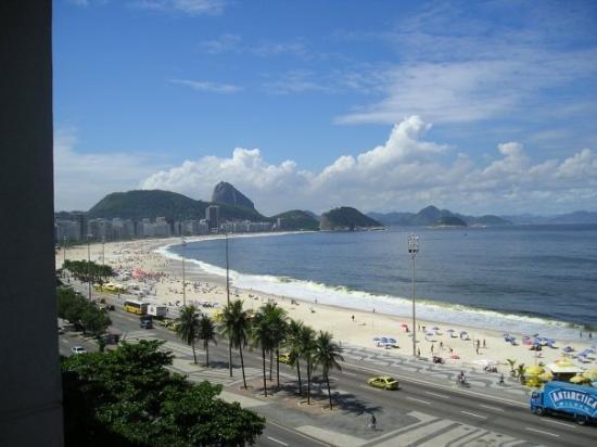 Copacabana Beach: Copacabana RIO DE JANEIRO