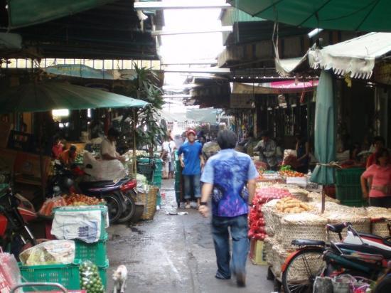 Takua Pa, Thailand: Garküchen