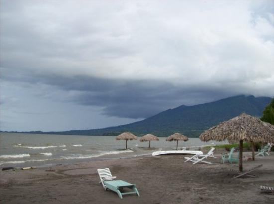 Zdjęcie Isla de Ometepe