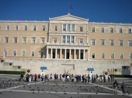 Plateia Syntagmatos: The Capitol