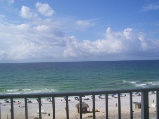 Destin, FL: Finally some pretty weather on the way out the door