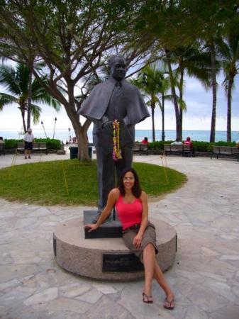 Bilde fra Oahu