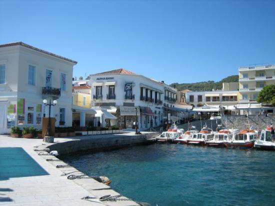 Island of Spetses