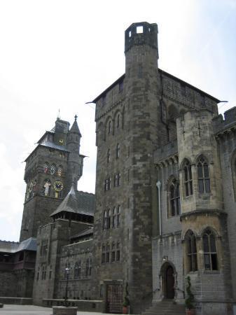 Bilde fra Edinburgh Castle