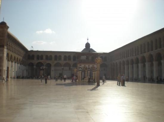 Umayyad Mosque: Damas