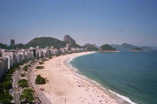 Bilde fra Copacabana Beach