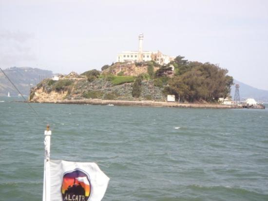 Alcatraz: Alacatraz, here we come!