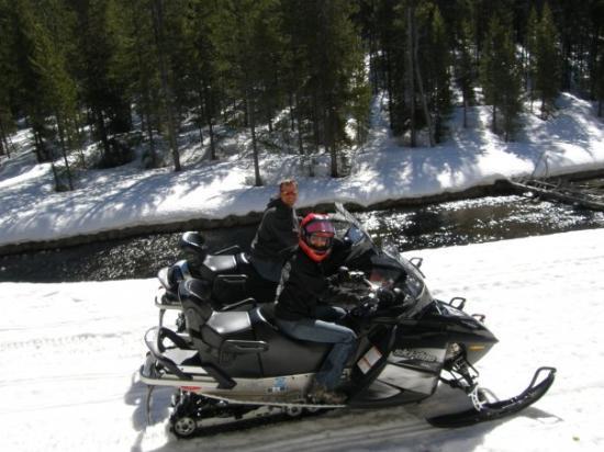 West Yellowstone, MT: MONTANA!