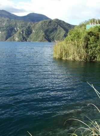 Laguna Cuicocha, เอกวาดอร์: otra vez Laguna de Cuicocha
