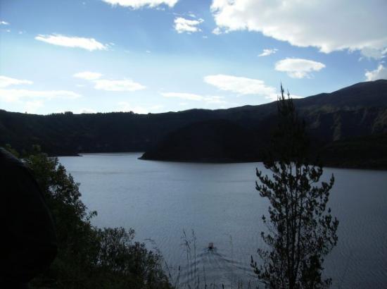 Laguna Cuicocha, เอกวาดอร์: Laguna de Cuicocha