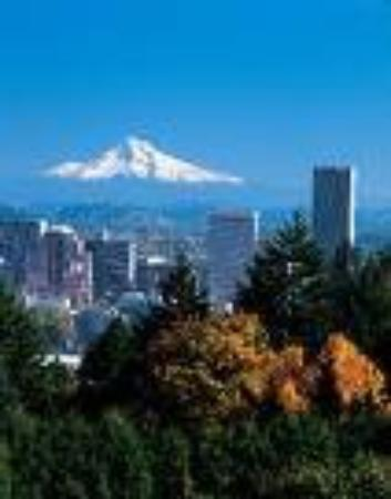 Portland, OR: The city of my residence
