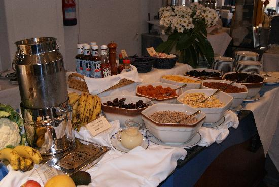 Hotel Illa d´Or: Cereals and Juices