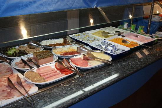 Hotel Illa d'Or : Cold Meats