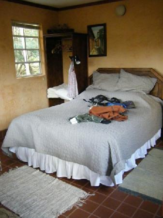 Rainbow Valley Lodge : Inside the room