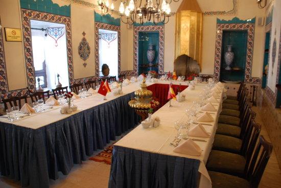 Bab-i Hayat Restaurant