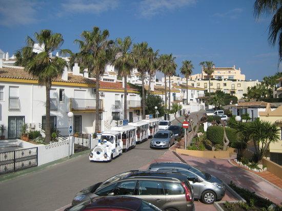 CLC Club La Costa World: Tram at resort