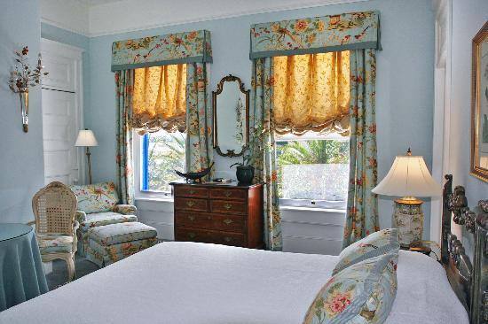 Rosedon Hotel: Main House Room