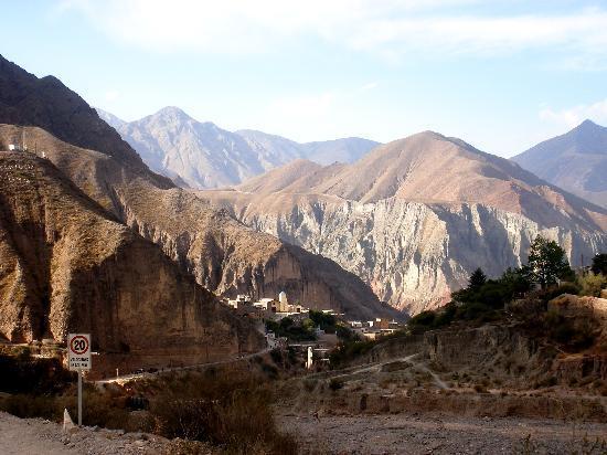 Hotel Iruya: Mountain Paradise