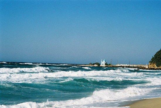 Ikaria Adası, Yunanistan: Playa de Yaliskari (Isla de Ikaria, Grecia)