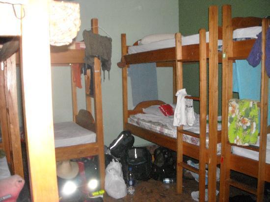 Hostal Mamallena: Dorm