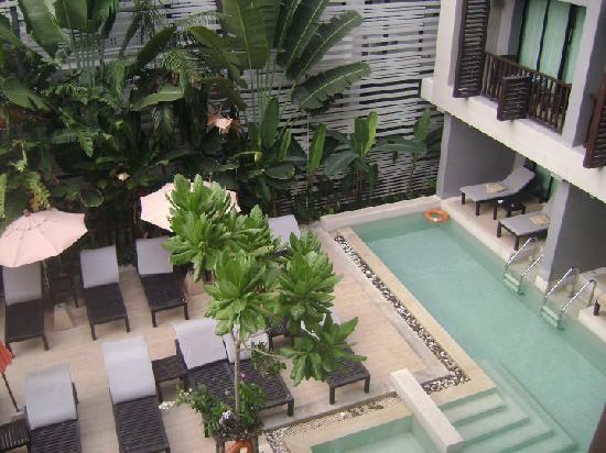 Aree Tara Resort: Pool
