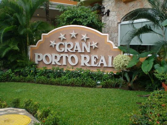 Panama Jack Resorts Playa del Carmen: entrance
