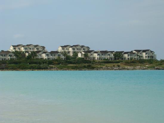 Grand Isle Resort & Spa : resort from the beach