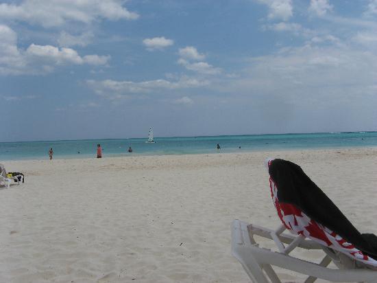 Secrets Maroma Beach Riviera Cancun: THE BEACH - Paradise