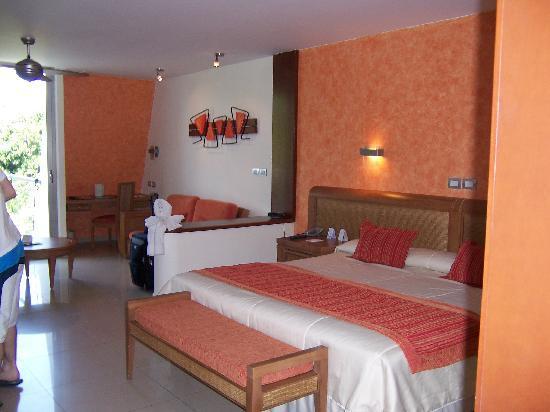 Grand Sirenis Riviera Maya Resort & Spa: La chambre - Suite Junior