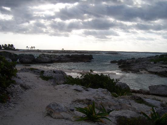Grand Sirenis Riviera Maya Resort & Spa: Un plan de vue de la plage