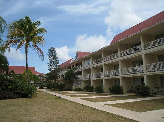 Royal St Lucia Resort and Spa: Exterior