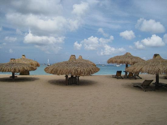 Royal St Lucia Resort and Spa: Beach