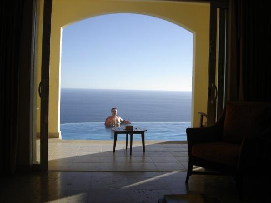 Montecristo Estates Pueblo Bonito: view out of the villa @ Montecristo Estates